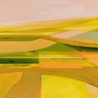 Wheat Abstract I