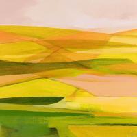 Wheat Abstract II