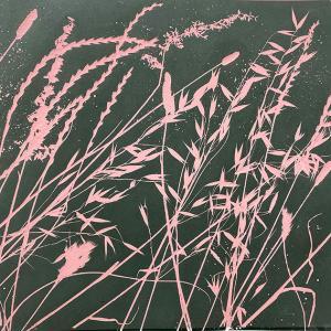Dusky Grasses I (B12)