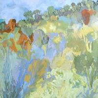 fynbos hillside