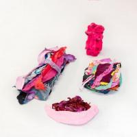 Folded Form, Paint Stack, Salad Scoop, Bouquet d'Asperges