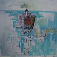 Ship Bozcaada