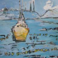 Tin Tins boat