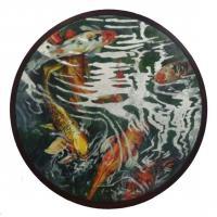 Water element - Khoi fish
