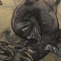 detail of The Waters of Lethe