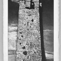 The Tower from the Tarot Card Series