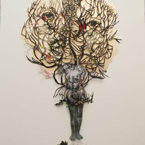 Dryad - Tree Woman