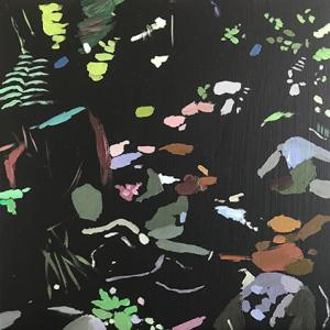 Night forest V