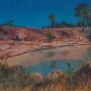 The Likkewaan Pool, Kolobeng Botswana