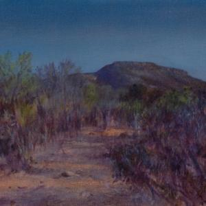 Hill at Mogonye Botswana