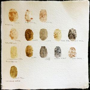 Botswana Pigments