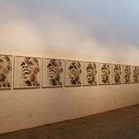 Let Them Out  (installation view)